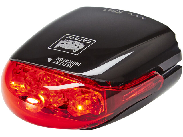 CatEye TL-LD 270G - Luces para bicicleta - rojo/negro